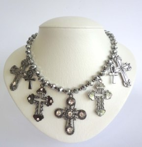 Gothic1 maxi colar vr bijoux