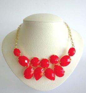 vr bijoux vermelhor Rouge
