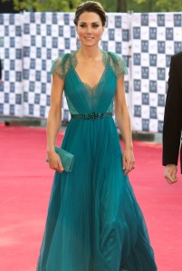 Kate Middleton vestido