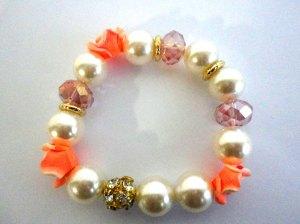 pulseira candy color vr bijoux