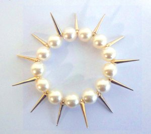 Romantic Spike dest vr bijoux