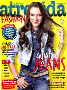 VR Bijoux na Revista Atrevida
