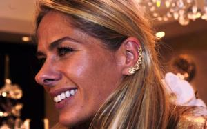 adriane galisteu ear cuff