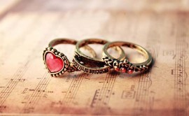 aneis fininhos skinny rings vr bijoux kit de aneis vintage paloma novela amor a vida
