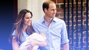 Kate Middleton o bebe real nasceu2