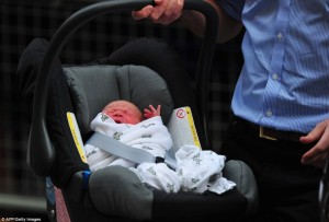 o bebe real nasceu