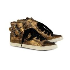 sneaker ouro velho