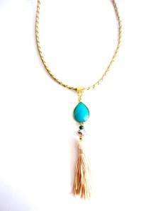 457 - colar tassel turquesa vr bijoux2