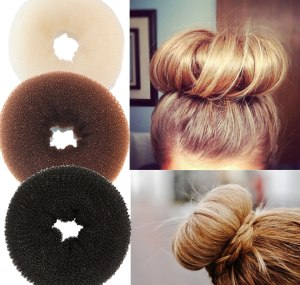 hair donut coque rosquinha como fazer (11)