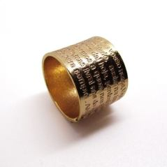 anel-pai-nosso dourado vr bijoux1