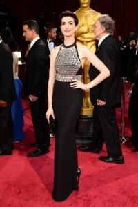 oscar 2014 Anne Hathaway.