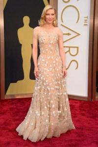 oscar 2014 Cate Blanchett.