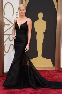 oscar 2014 Charlize Theron.