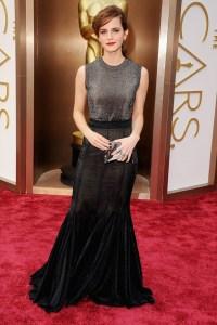 oscar 2014 Emma Watson.