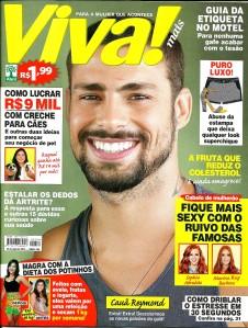 MAIO 2015 - VR Bijoux na Revista Viva Mais