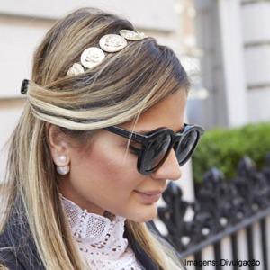 562 - Brinco Perola Dior Inspired