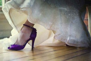 high-heel-purple-wedding-shoes