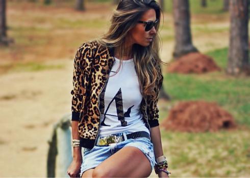 jaqueta bomber moda