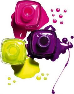 esmaltes coloridos 5