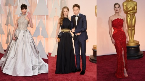 Felicity-Jones-Hannah-Bagshawe-and-Eddie-Redmayne-Rosamund-Pike-oscar11