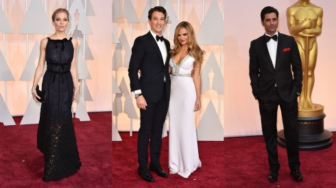Sienna-Miller-Miles-Teller-and-Keleigh-Sperry-John-Stamos-oscar14