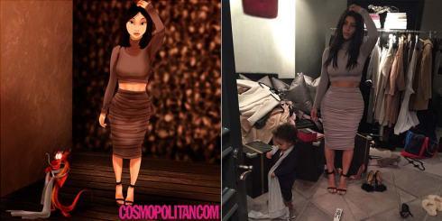disney-ilustracoes-selfis-kimkardashian-005