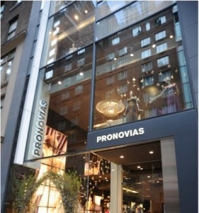 pronovias new york