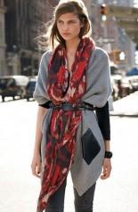 como usar lenço como colete (5)