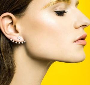 Ear Jacket moda globo bruna marquezine blog vr bijoux