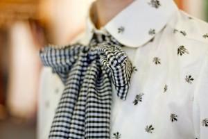lenço como gravata borboleta (2)