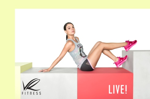 Verao Summer 2016 Live Isis Valverde VR Fitness (2)
