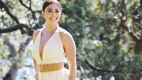 O colar de Carolina - Juliana Paes - Totalmente Demais (1)