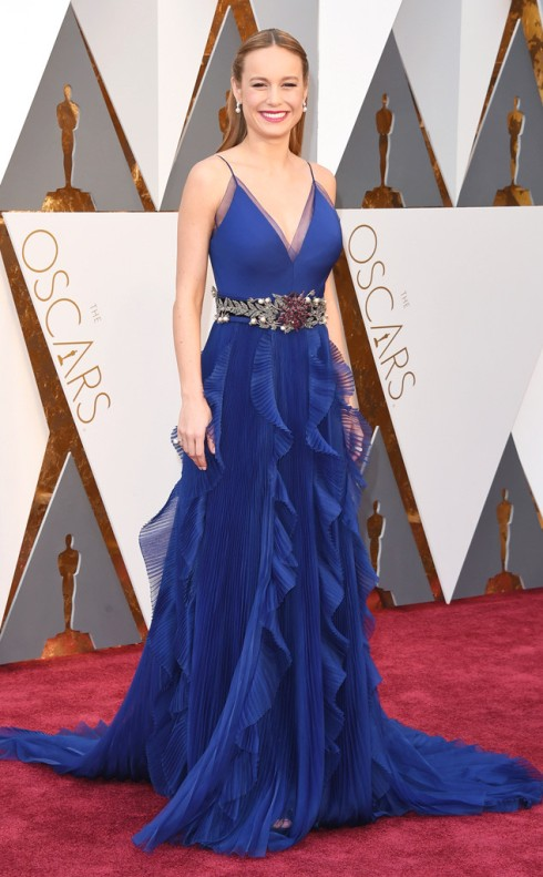 Brie Larson oscar 2016 blog vr bijoux