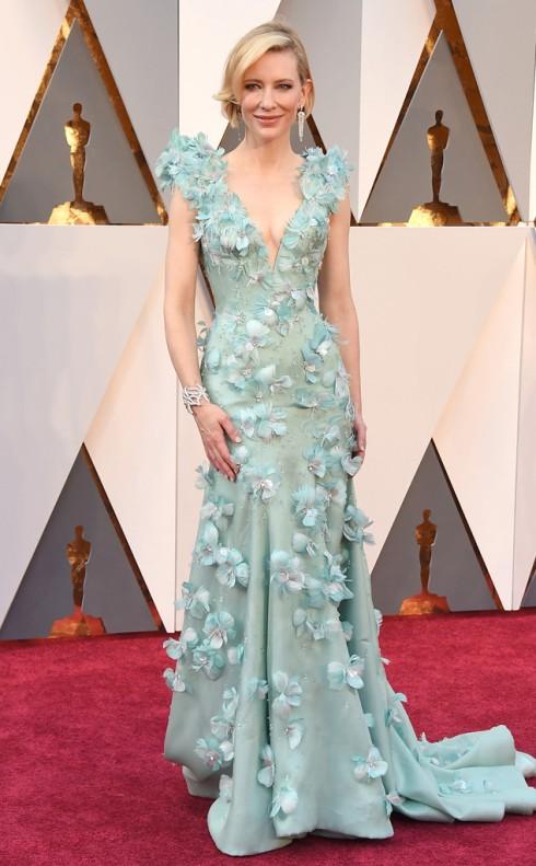 Cate Blanchett Oscar 2016 Blog VR Bijoux