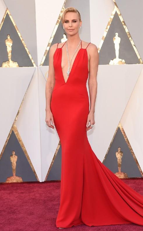 Charlize Theron Oscar 2016 Blog VR Bijoux