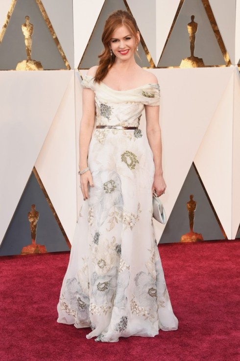 Isla Fisher oscar 2016 blog vr bijox