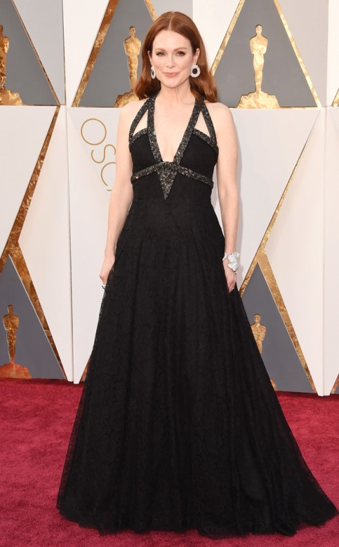 Julianne Moore Oscar 2016 Blog VR Bijoux