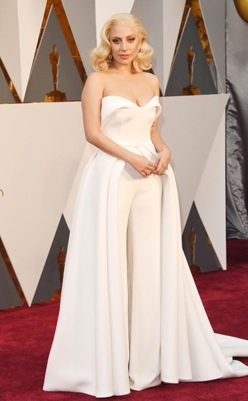Lady Gaga Blog VR Bijoux Oscar 2016