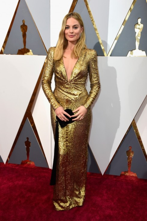 Margot Robbie oscar 2016 blog vr bijoux