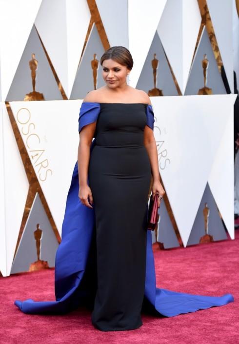 Mindy Kalling Oscar 2016 blog vr bijoux